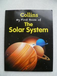 My First Book of the Solar System HarperCollins Publishers